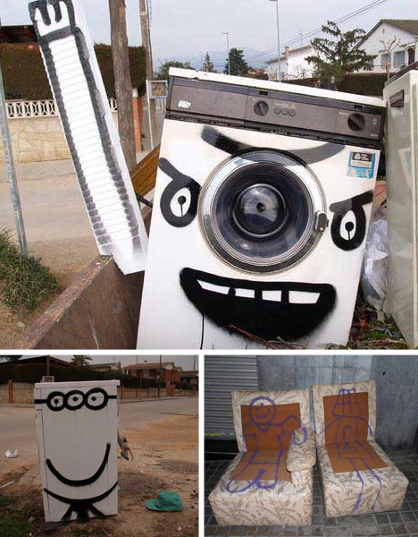 Graffiti Trash