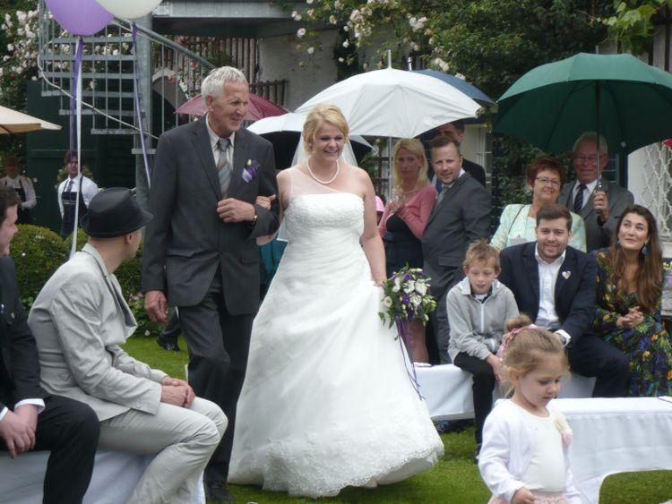 Eine Hochzeitsrede Als Brautvater Halten