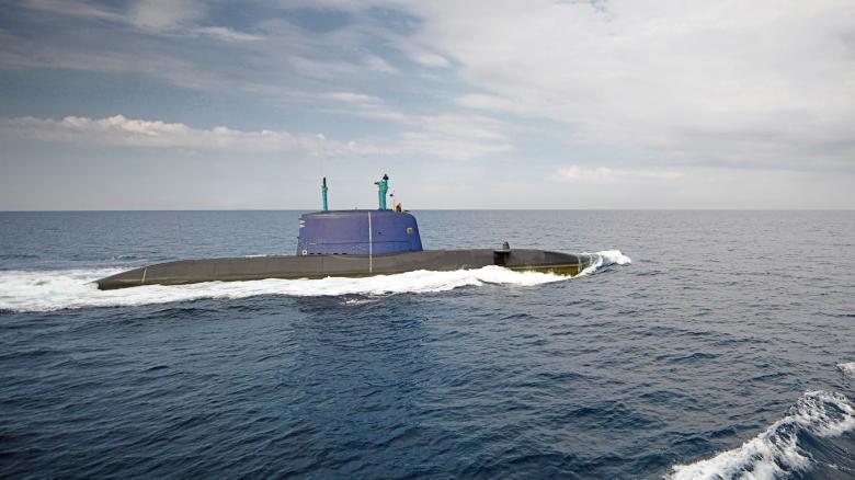 Israelisches U-Boot