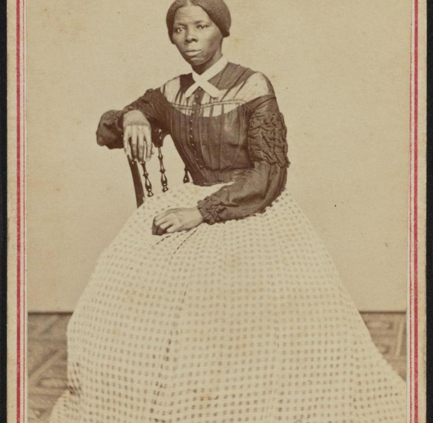 Harriet Tubman made frequent trips to the southern states to help other slaves escape