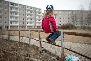 Deutsche für höhere Steuern zur Bekämpfung von Kinderarmut