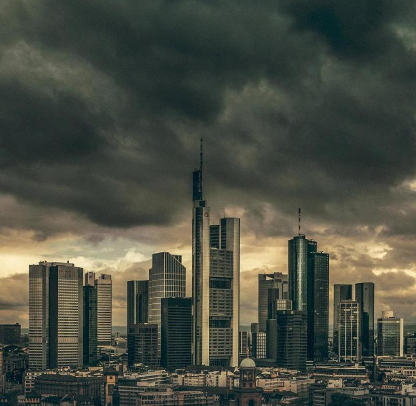Frankfurt Skyline: The new Ifo figures make the stock market restless