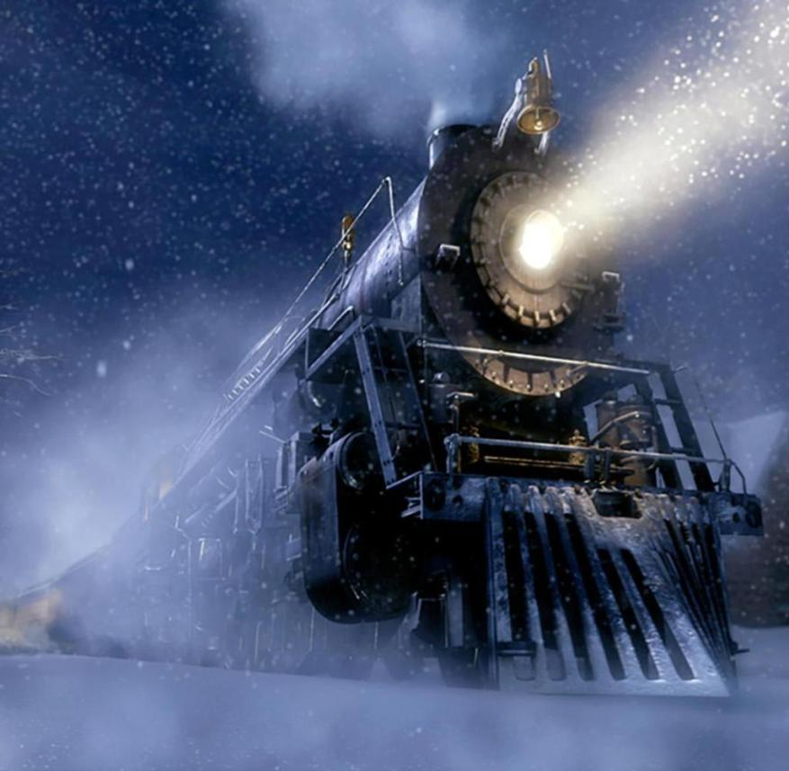 WS Ku Christmas films 12122020 Film scene Film, television, cinema, cartoons, animation Director: Robert Zemeckis aka.  The Polar Express / DER POLAREXPRESS USA 2004
