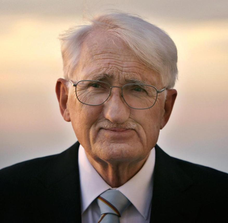 An intellectual event: Jürgen Habermas, born on June 18, 1929