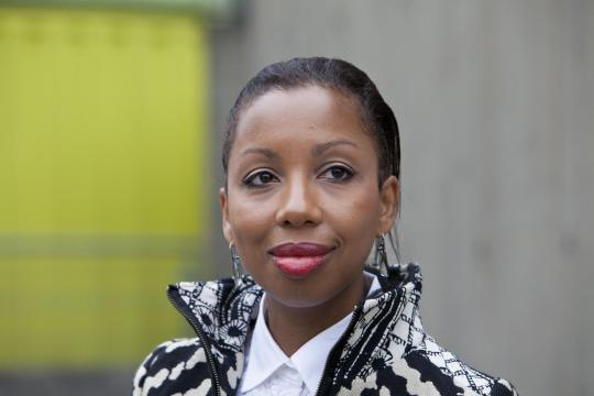 """Seit ihrem Prix Goncourt 2009 für den Roman """"Drei starke Frauen"""" gehört Marie NDiaye zu den profiliertesten französischen Autoren der Gegenwart"""