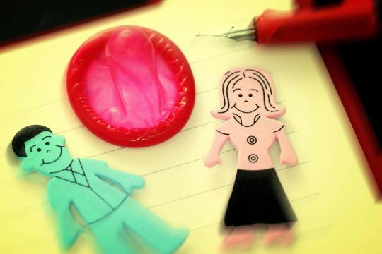 Diesseits der Erregungsschwelle: Dass in der Sekundarstufe zwei Kondome thematisiert werden, juckt heutzutage niemanden mehr