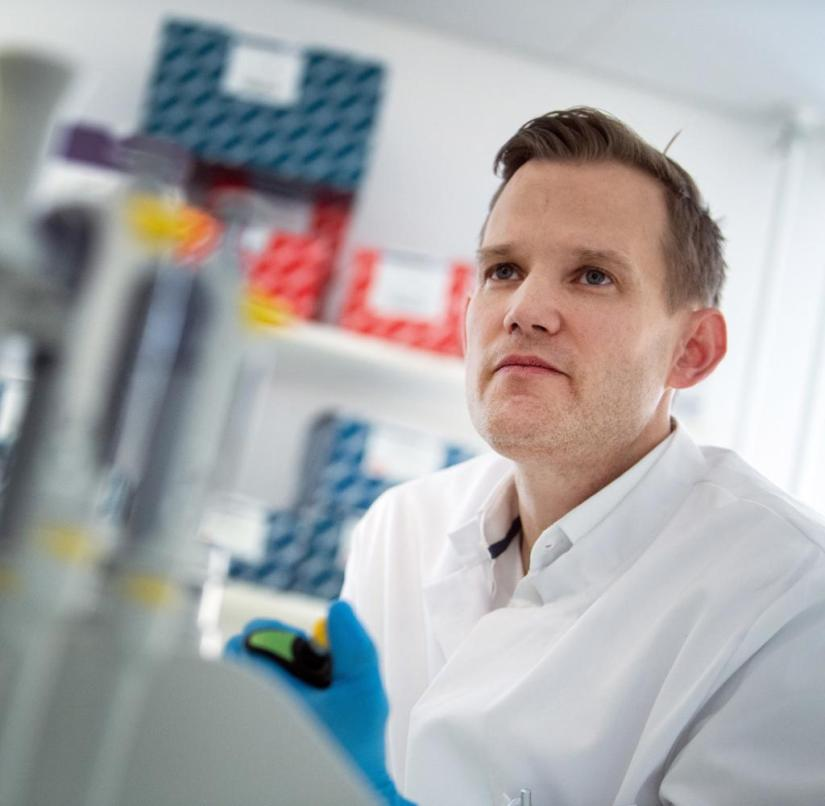 Hendrik Streeck, Director of the Institute for Virology at the University Clinic in Bonn, and part of the NRW Expert Council