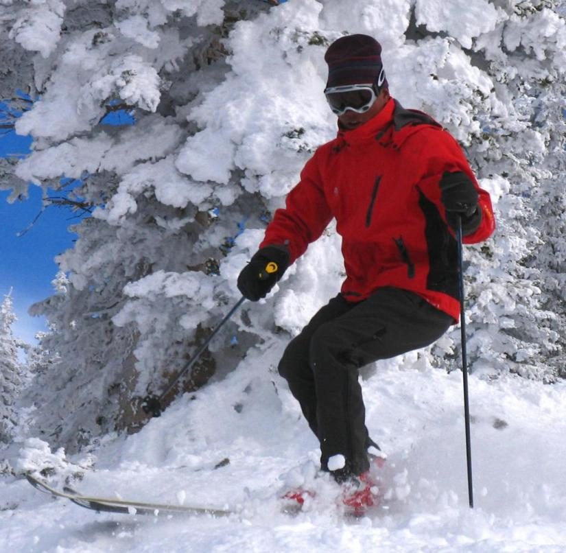 USA: In Colorado's ski resorts, Champagne Powder ensures great winter sports conditions