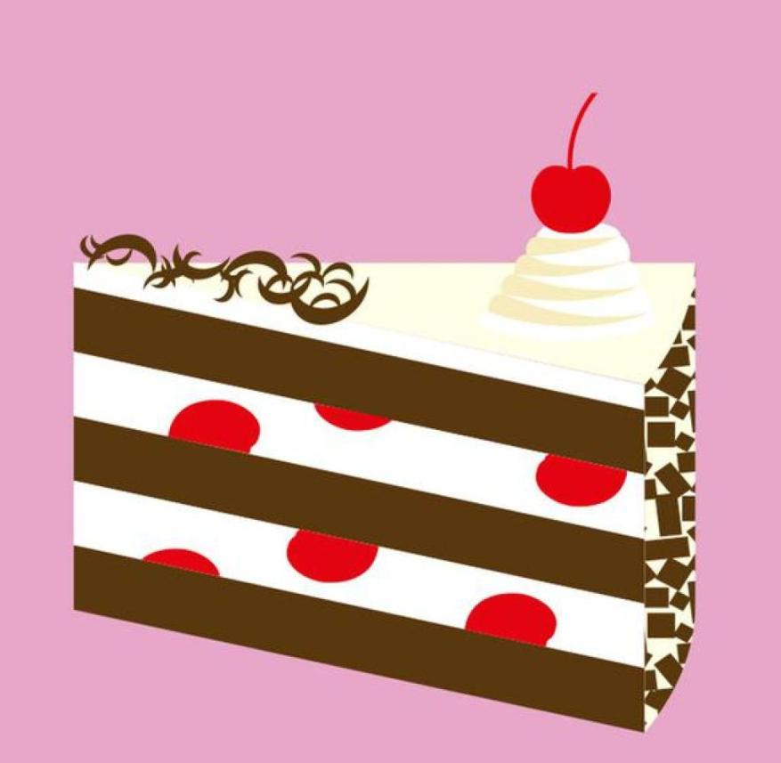 In addition to the famous cake, there are also other Black Forest cherry specialties