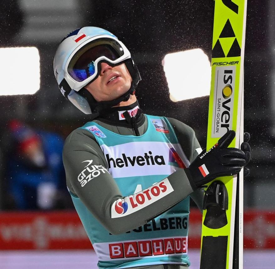 Poland's ski jumping hero Kamil Stoch cannot start in Oberstdorf - like the whole team