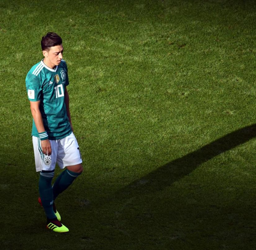 Mesut Özil resigned from the national team after the 2018 World Cup and accused the DFB of racism
