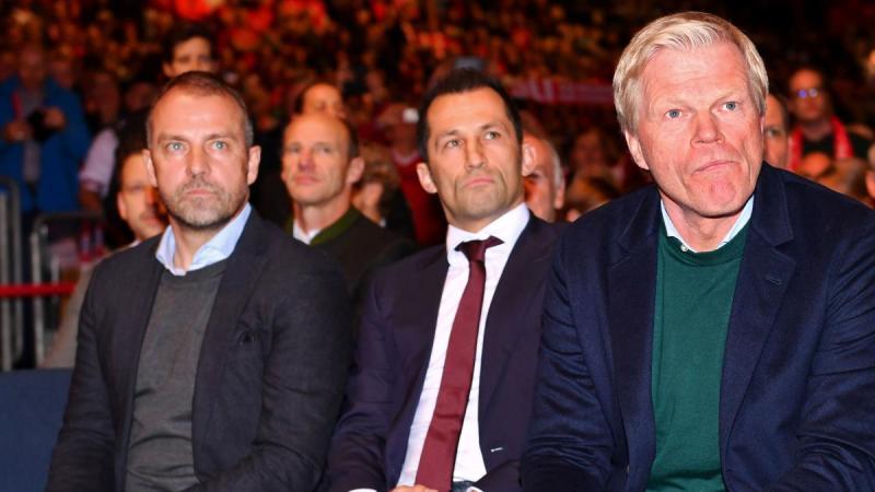 FC Bayern: Kahn admits tensions between Flick and Salihamidzic - Teller  Report