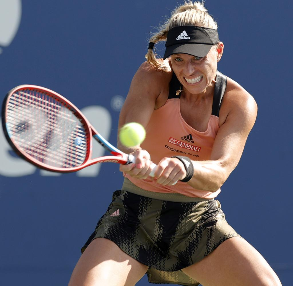 Angelique Kerber is currently in 17th place in the world. In first place is the British Ashleigh Barty