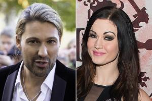 David Garrett and porn star Kendall Karson whose real name is Ashley Youdan