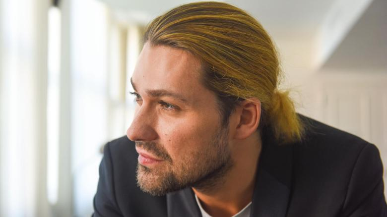 David Garrett is one of the most important violinists of our time