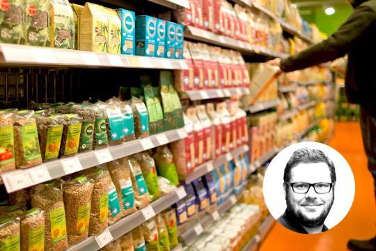 Unser Kolumnist ist kein Fan von Biosupermärkten