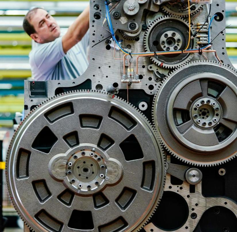 The crisis in mechanical engineering is now also leading to job cuts in the industry