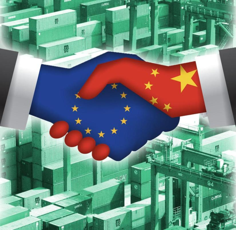After years of negotiation, the investment agreement with China is in place.  However, EU politicians are demanding that Beijing now has to do more with sustainability and workers' rights.
