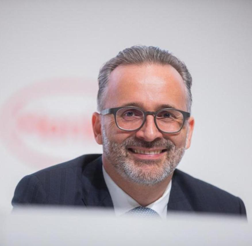 Carsten Knobel imagined his first year at the helm of Henkel to be different