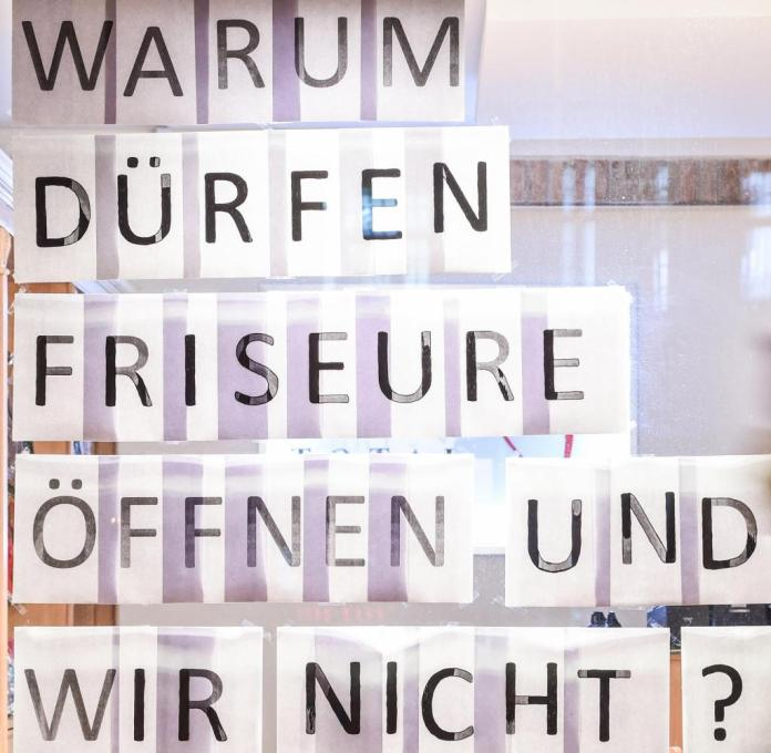 February 18, 2021, Berlin: The question