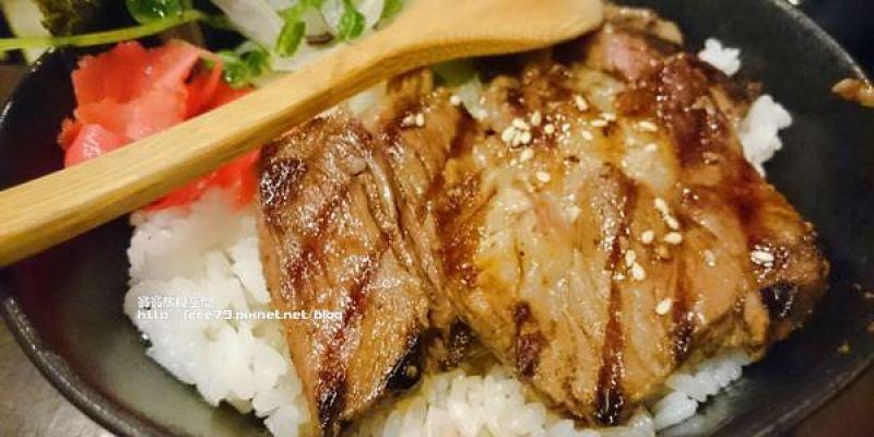 士林夜市美食推薦|香噴噴又肥而不膩的烤肉丼飯-直火人 直火燒肉丼飯屋