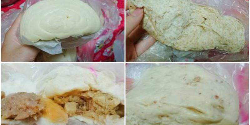三重國小捷運站;鬆軟帶點Q彈的包子饅頭,真材實料唷!