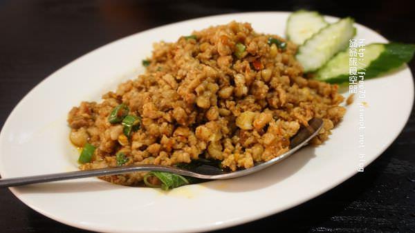 寸土寸金的東區裡面竟然有平價泰式餐廳!!