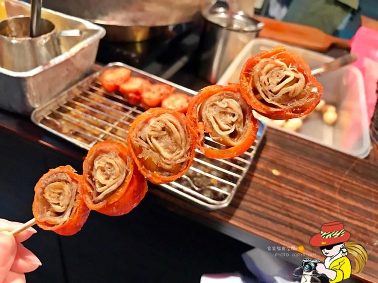 香港油麻地廟街牛什古法炸大腸推薦,脆口香甜!