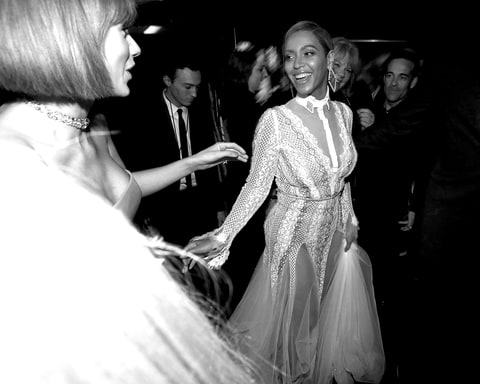 Taylor Swift and Beyonce