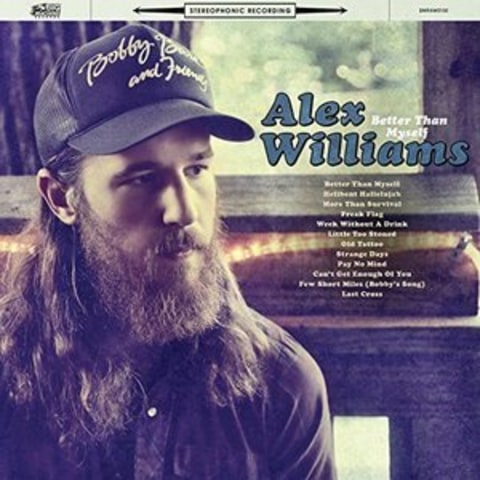 Review: Alex Williams' 'Better Than Myself' Is Modern Outlaw Country