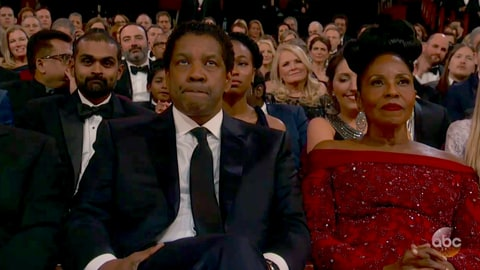 Image result for Denzel oscars 2017