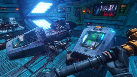 System Shock remake.