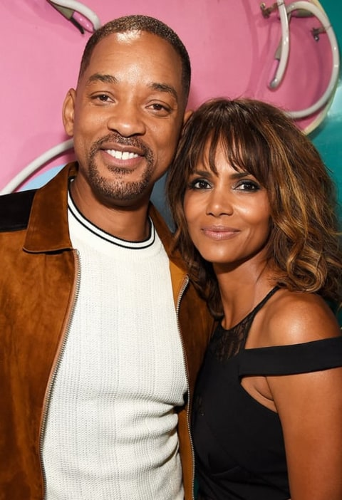 Will Smith and Halle Berry