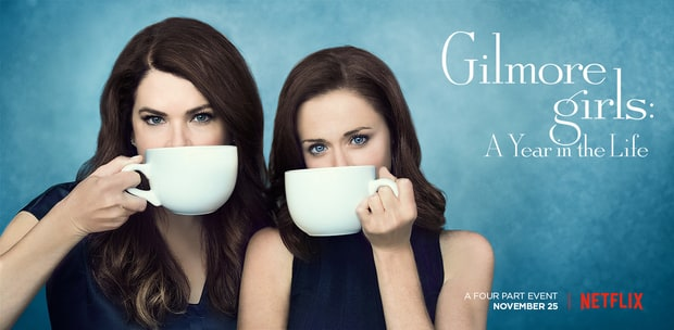 Image result for a year in the life gilmore girls