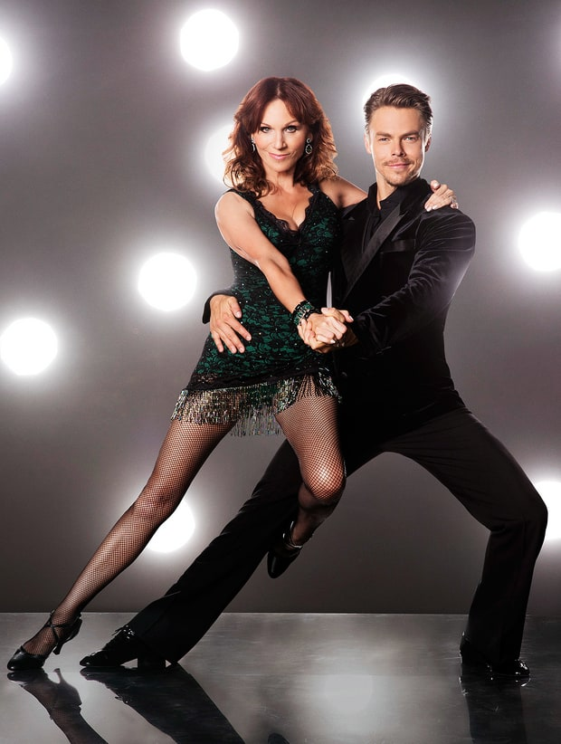 Image result for Marilu Henner & Derek Hough