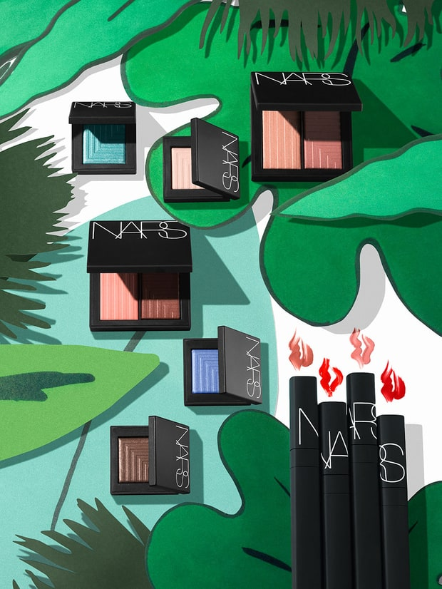 Nars' New Makeup Collection Will Have You Dreaming About the French Riviera