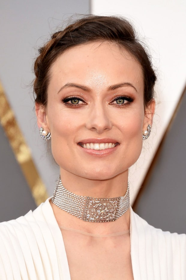 Olivia Wilde's Soft Smoky Eye
