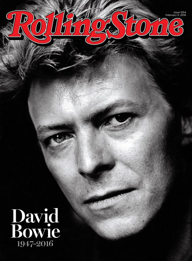 Image result for david bowie death