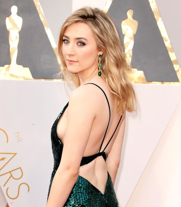 Saoirse Ronan's Textured Waves