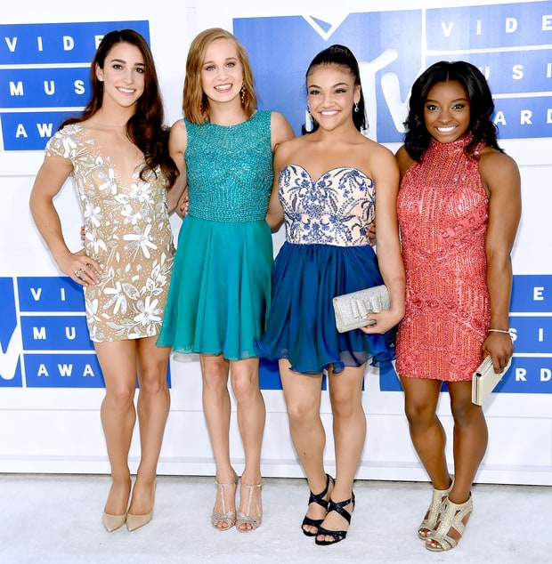 The Final Four: Aly Raisman, Madison Kocian, Laurie Hernandez and Simone Biles