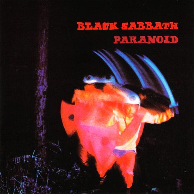 Black Sabbath, 'Paranoid' (1970)