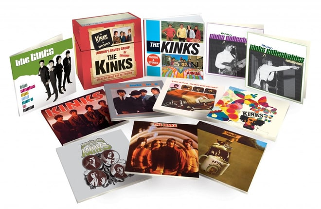 The Kinks, 'The Mono Collection'