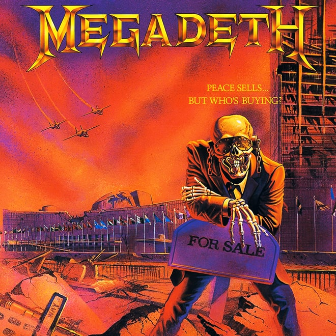 Megadeth, 'Peace Sells ... but Who's Buying?' (1986)