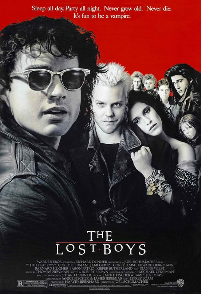 15. 'The Lost Boys'