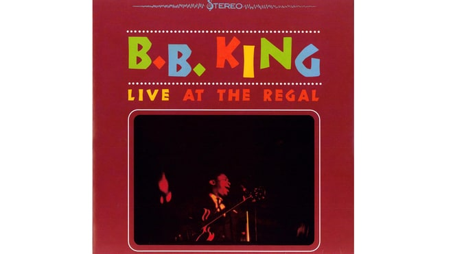 B.B. King, 'Live at the Regal' (1965)