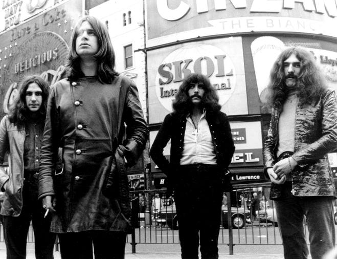 Black Sabbath American Tour