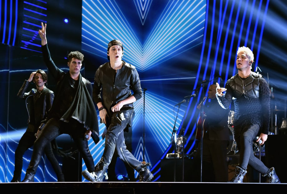 Best Introducing CNCO The K Pop Idols Of Latin Music