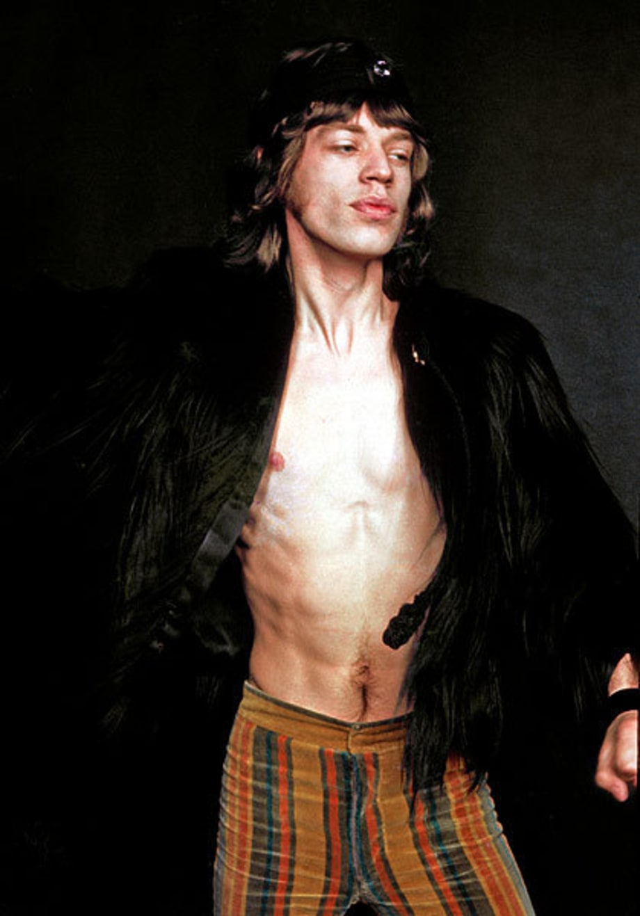 Portrait Session 1970s Mick Jagger Through The Years