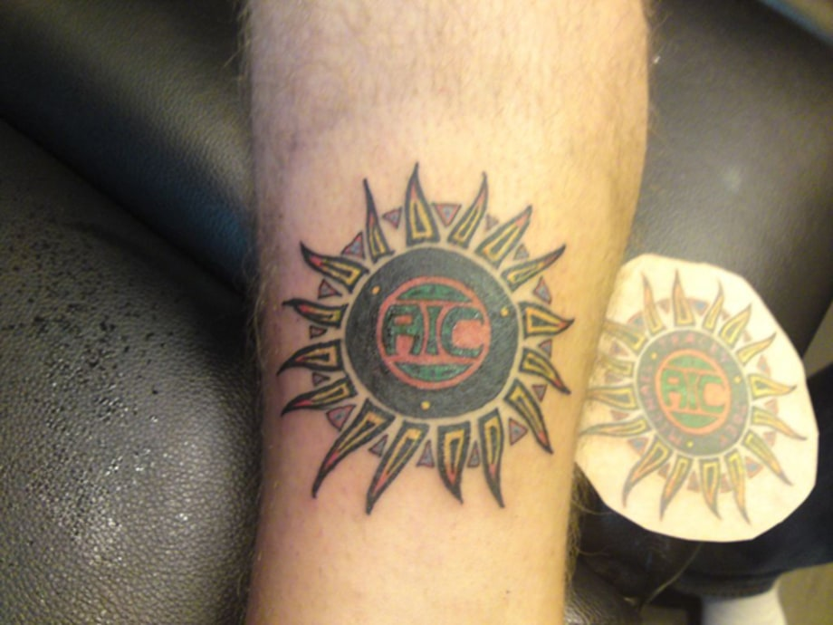 Alice In Chains Your Rock Tattoos The Good The Bad And The Ugly Rolling Stone