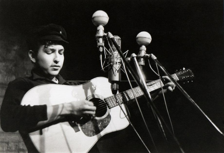 Bob Dylans Shadow Whats Real In Inside Llewyn Davis